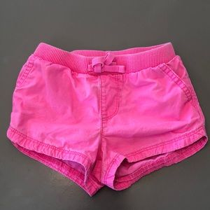 Children's Place Bright Pink Shorts